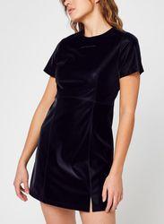 Faux Suede Dress par - Calvin Klein Jeans - Modalova