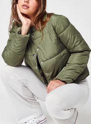Pcfan Short Padded Jacket Bc par - Pieces - Modalova