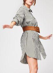 Pcafreda Ls Shirt Dress D2D par - Pieces - Modalova