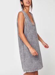 Nmready S/L V Neck Dnm Dress Bg par - Noisy May - Modalova