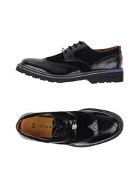 Chaussures A Lacets Homme