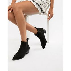 Bottines en daim - Miss Selfridge - Shopsquare