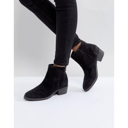 Bottines en daim - Rule London - Shopsquare