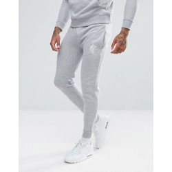 Pantalon de jogging ajusté - Gris - Gym King - Shopsquare