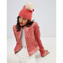 Bonnet avec pompon - Pieces - Shopsquare