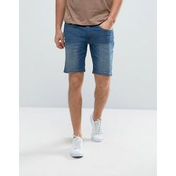 Short en jean - délavé moyen - casual friday - Shopsquare