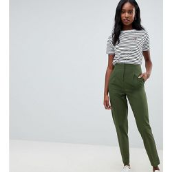 ASOS DESIGN Tall - Mix & Match - Pantalon cigarette à taille haute - ASOS Tall - Shopsquare
