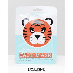 Masques en feuille motif animal - Tigre - Beauty Extras - Shopsquare