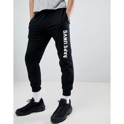 Pantalon de jogging avec logo - - AAPE BY A BATHING APE - Shopsquare