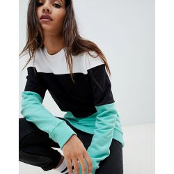 Sweat-shirt color block - Criminal Damage - Shopsquare