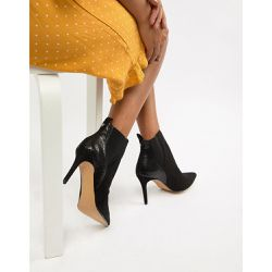 Ossana - Bottes à talon et bout pointu - Head Over Heels - Shopsquare