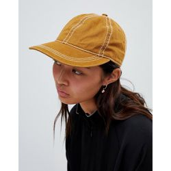 Casquette - Fauve - Weekday - Shopsquare
