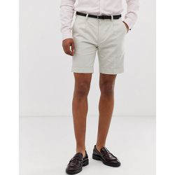 Moss London - Short de costume ajusté - Taupe - MOSS BROS - Shopsquare