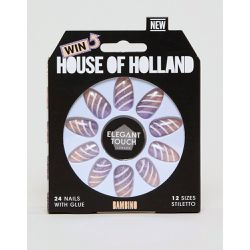 House of Holland x - Bambino - Faux-ongles - Elegant Touch - Shopsquare
