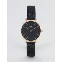 Petite Ashfield - Montre en cuir 28 mm - et Or rose - Daniel Wellington - Shopsquare