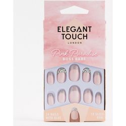 Pink Paradise - Faux-ongles - Boss Babe - Elegant Touch - Shopsquare