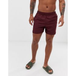 Nike - Volley - Short de bain ultra court - Bordeaux NESS9502-606 - Nike Swimming - Shopsquare