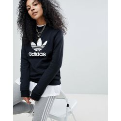 Adicolor - Sweat-shirt oversize avec trèfle - - adidas Originals - Shopsquare