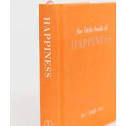 Livre de citations « The Little Book of Happiness - Books - Shopsquare