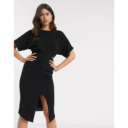 Robe fourreau mi-longue - ASOS DESIGN - Shopsquare