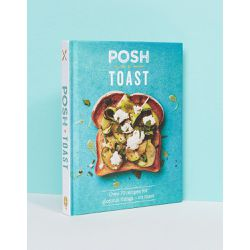 Posh Toast Cook - Livre - Books - Shopsquare