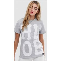 X Lee - T-shirt à logo oversize - House Of Holland - Shopsquare