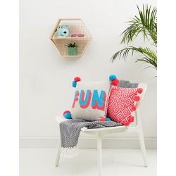 FUN - Coussin - Bombay Duck - Shopsquare