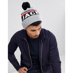 Bonnet à pompon - jack & jones - Shopsquare
