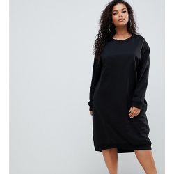 0d4de5c7476 ASOS DESIGN Curve - Robe sweat - ASOS Curve - Shopsquare