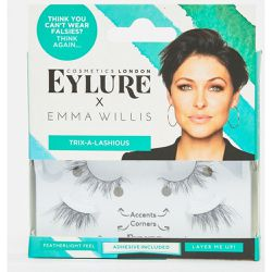 X Emma Willis - Trix-A-Lashious - Faux-cils - Eylure - Shopsquare