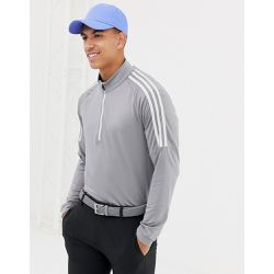 Sweat-shirt à demi-fermeture éclair - - adidas Golf - Shopsquare