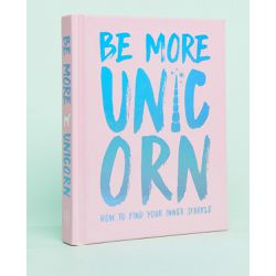Livre « Be More Unicorn - Books - Shopsquare