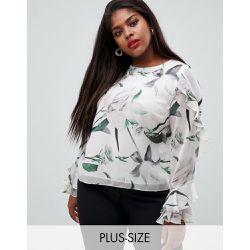 Coast Curve - Lottie - Top à manches volantées - Coast Plus - Shopsquare