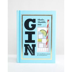 Livre « The Gin Book: Shake Muddle Stir - Books - Shopsquare