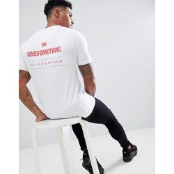 T-shirt moulant avec logo - - Good For Nothing - Shopsquare