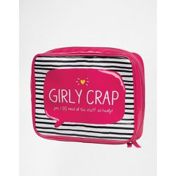 Trousse de toilette « Girly Crap - Beauty Extras - Shopsquare