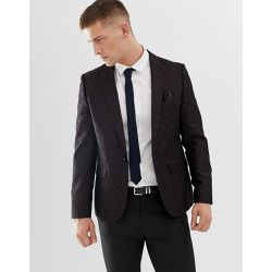 Berry - Blazer en jacquard - Harry Brown - Shopsquare