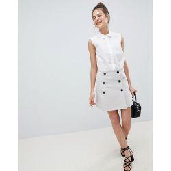 Mini-jupe croisée - ASOS DESIGN - Shopsquare f3af99c7416