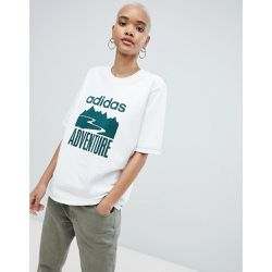 Adventure - T-shirt oversize - - adidas Originals - Shopsquare