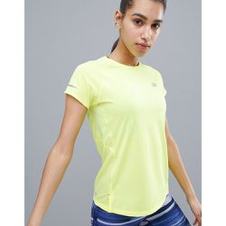 Ice - T-shirt de course à manches courtes - citron - New Balance - Shopsquare