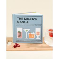 Livre « The Mixers Manual Cocktail Book - Books - Shopsquare