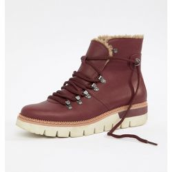 Caterpillar - Bottines en cuir à lacets - Cat Footwear - Shopsquare