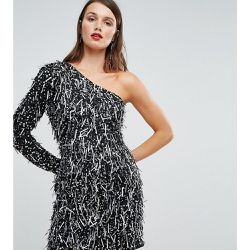 Robe courte asymétrique avec ornements 3D - A Star Is Born - Shopsquare