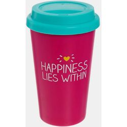 Happiness Lies Within - Mug de voyage - Happy Jackson - Shopsquare