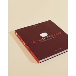 Livre de cuisine - The Ultimate Slow Cooker - Books - Shopsquare