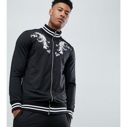 Top de survêtement à imprimé baroque - - Exclusivité ASOS - Criminal Damage - Shopsquare