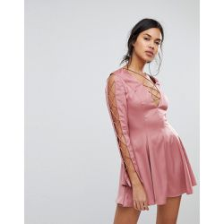 Finders - Bloom Shine - Robe courte à découpes - Finders Keepers - Shopsquare
