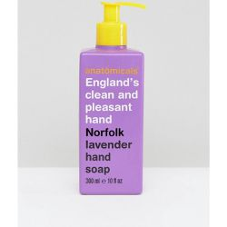 England's Clean And Pleasant Hand - Savon à la lavande de Norfolk 300 ml - Anatomicals - Shopsquare