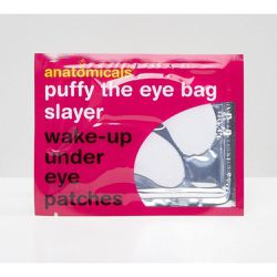 Puffy The Eye Bag Slayer - Patchs de réveil pour les yeux - Anatomicals - Shopsquare