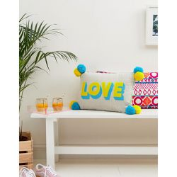 Love - Coussin - Bombay Duck - Shopsquare